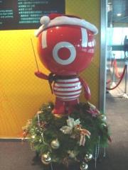 ベイビィはクリスマス仕様