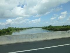 メコン川支流